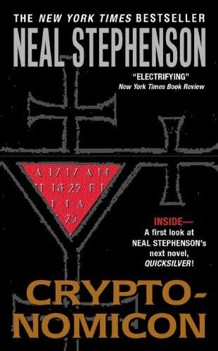 Neal Stephenson: Cryptonomicon [Kindle Edition] $1.99 ~ Amazon