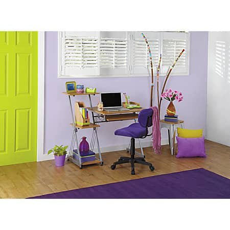 Brenton Studio Limble Computer Desk, Birch $33.74 ~ Office Depot/Max