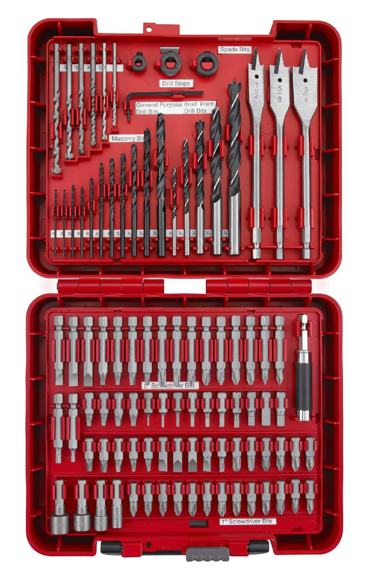 Craftsman 100-Piece Drill Bit Accessory Kit $11.99 w/store pick up ~ Sears