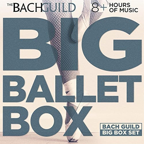 The Big Ballet Box [MP3 Download] $0.99 ~ Amazon