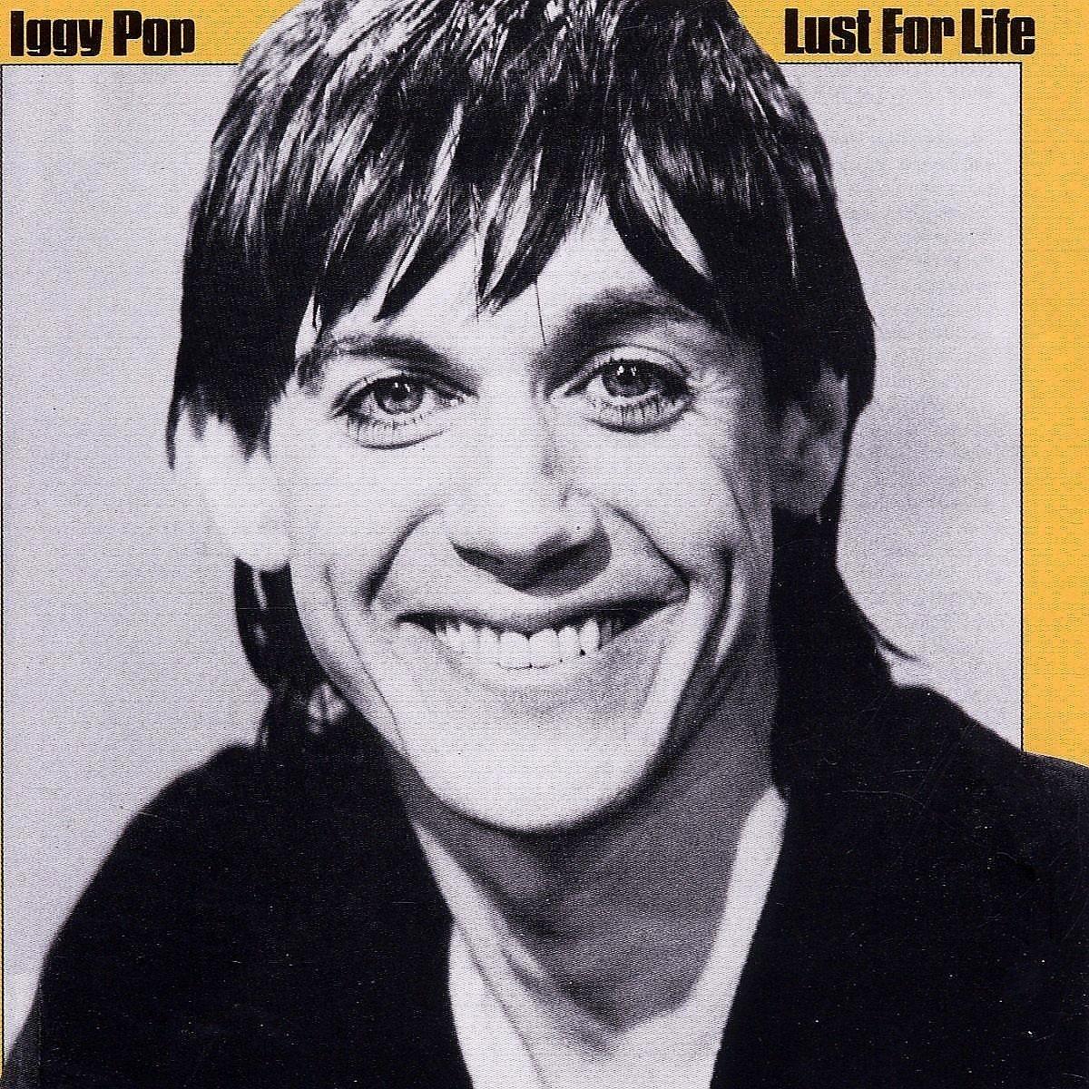 Iggy Pop: Lust for Life [Vinyl] F/S w/Prime $7.93 ~ Amazon