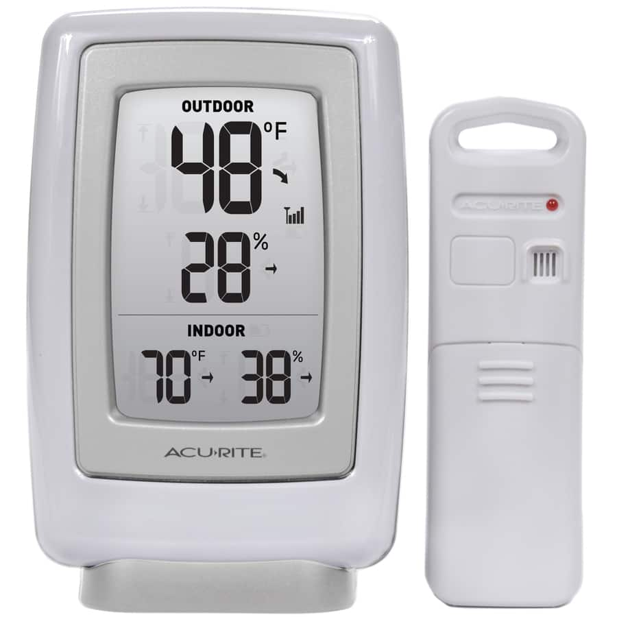 acurite digital weather station w wireless outdoor sensor page 4