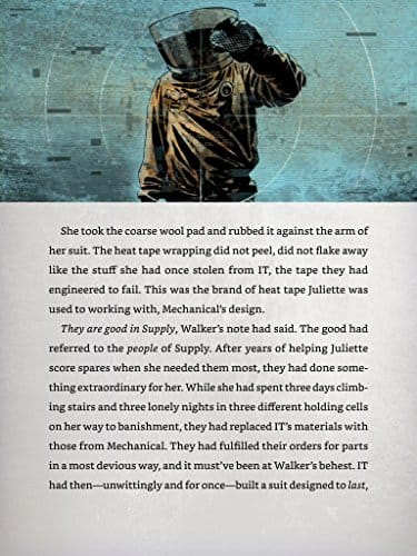 Hugh Howey: Kindle Books Wool Omnibus Edition/ $2.99 Beacon 23 $1.49 / Shift $1.99/ Dust $1.99~ Amazon