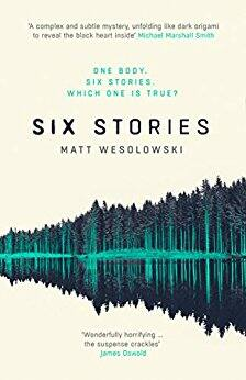 Six Stories: A Thriller [Kindle Edition] $0.69 ~ Amazon