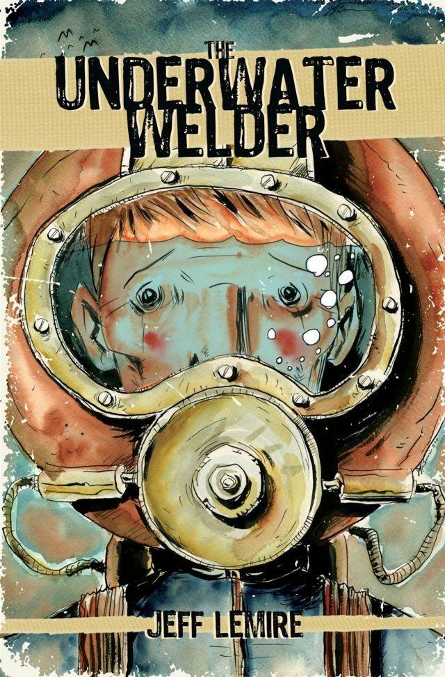 Jeff Lemire: Underwater Welder $3.15/ The Collected Essex County $4.50 ~ Comixology