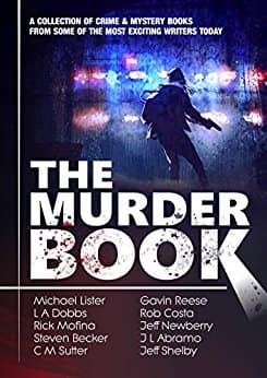 The Murder Book: 10 Complete Crime Novels [Kindle Edition] Free ~ Amazon