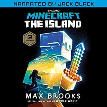 Minecraft: The Island [Audiobook] narrated by Jack Black: Free ~ Random House