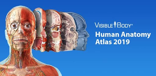 Human Anatomy Atlas 2019: Complete 3D Human Body [Android App] $0.99 ~ Google Play