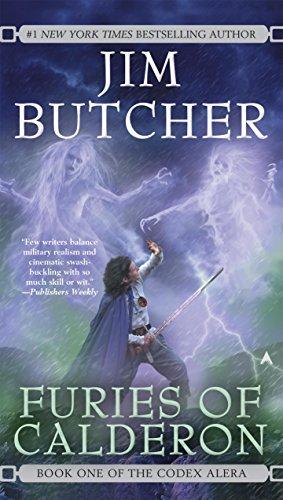 Jim Butcher: Furies of Calderon (Codex Alera Book 1) Kindle Edition $0.99 ~ Amazon