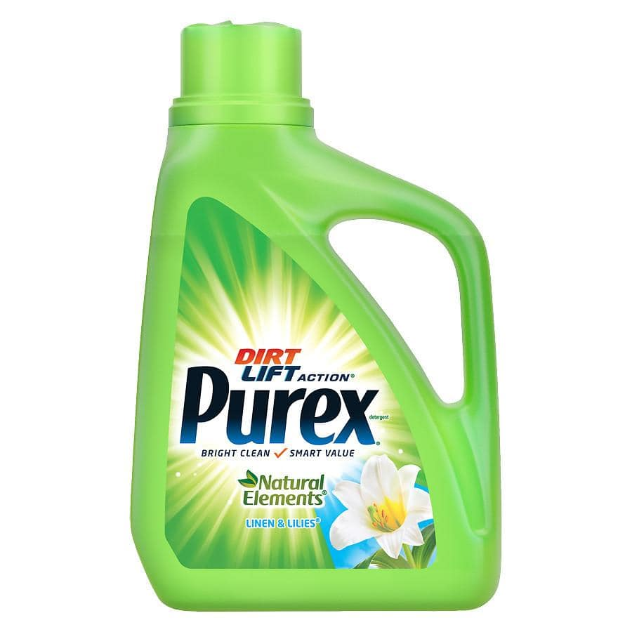 Ultra Purex Laundry Detergent (50oz) $0.99 A/C B&M only ~ Walgreens