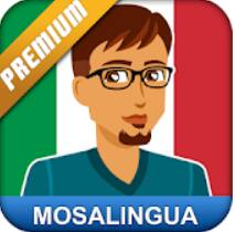 Learn Italian with MosaLingua Premium (Android App) Free ~ Google Play