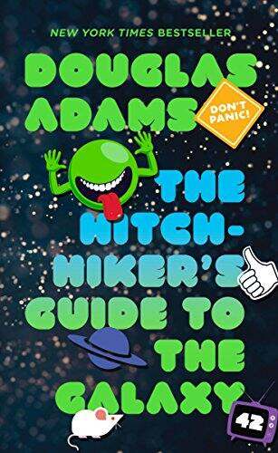 The Hitchhiker's Guide to the Galaxy [Kindle Edition] $2.99 ~ Amazon