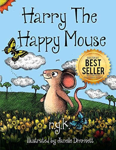 Harry The Happy Mouse; Kid's Book Series [Kindle Edition] Free ~ Amazon