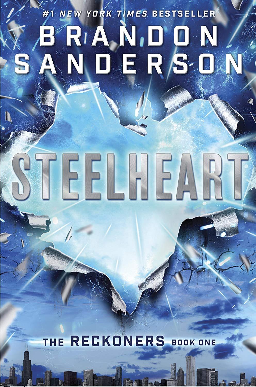Brandon Sanderson Steelheart Reckoners Book 1 Kindle Ebook