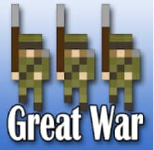 Pixel Soldiers: The Great War/Gettysburg/Waterloo/Bull Run/ Saratoga (Android App) $0.99 each ~ Google Play