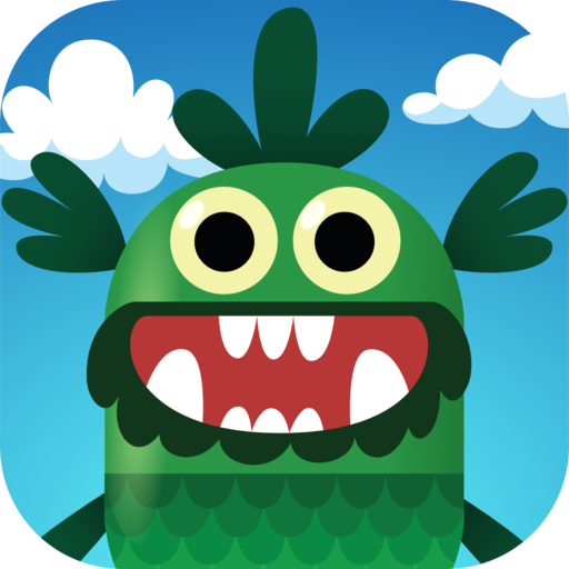 Teach Your Monster to Read: Phonics & Reading Game (iOS/Android App) Free ~ Google Play/iTunes