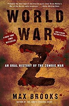 World War Z: An Oral History of the Zombie War [Kindle Edition] $2.99 ~ Amazon