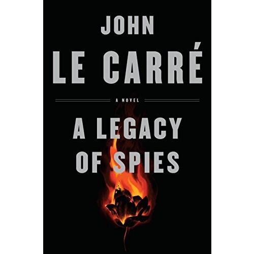 John Le Carré: A Legacy of Spies: A Novel [Kindle Edition] $1.99 ~ Amazon