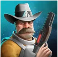 Space Marshals: (Android /iOSApp) $0.99 ~ Google Play/iTunes