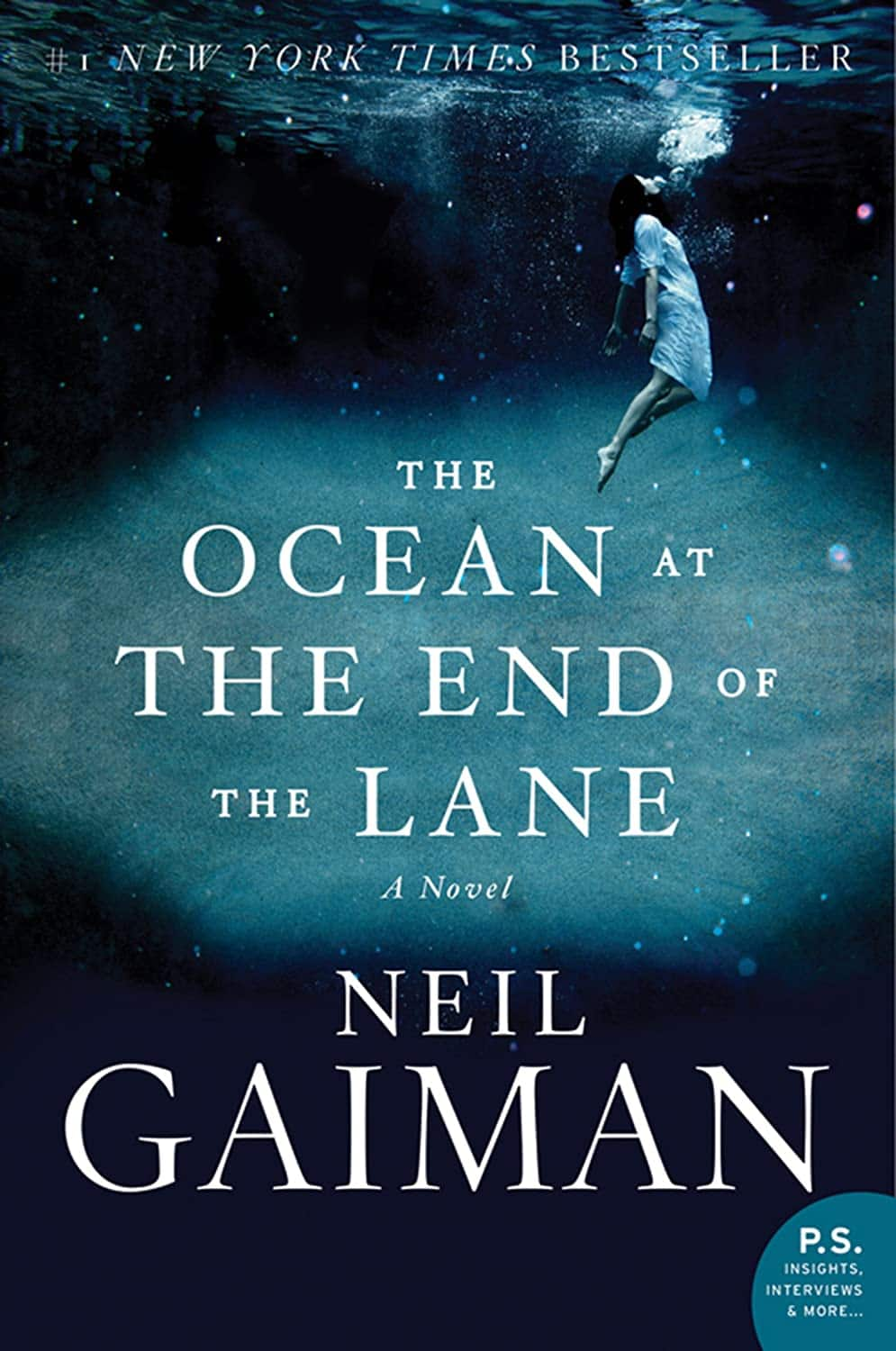 Neil Gaiman: The Ocean at the End of the Lane: A Novel [Kindle Edition] $2.99 ~ Amazon