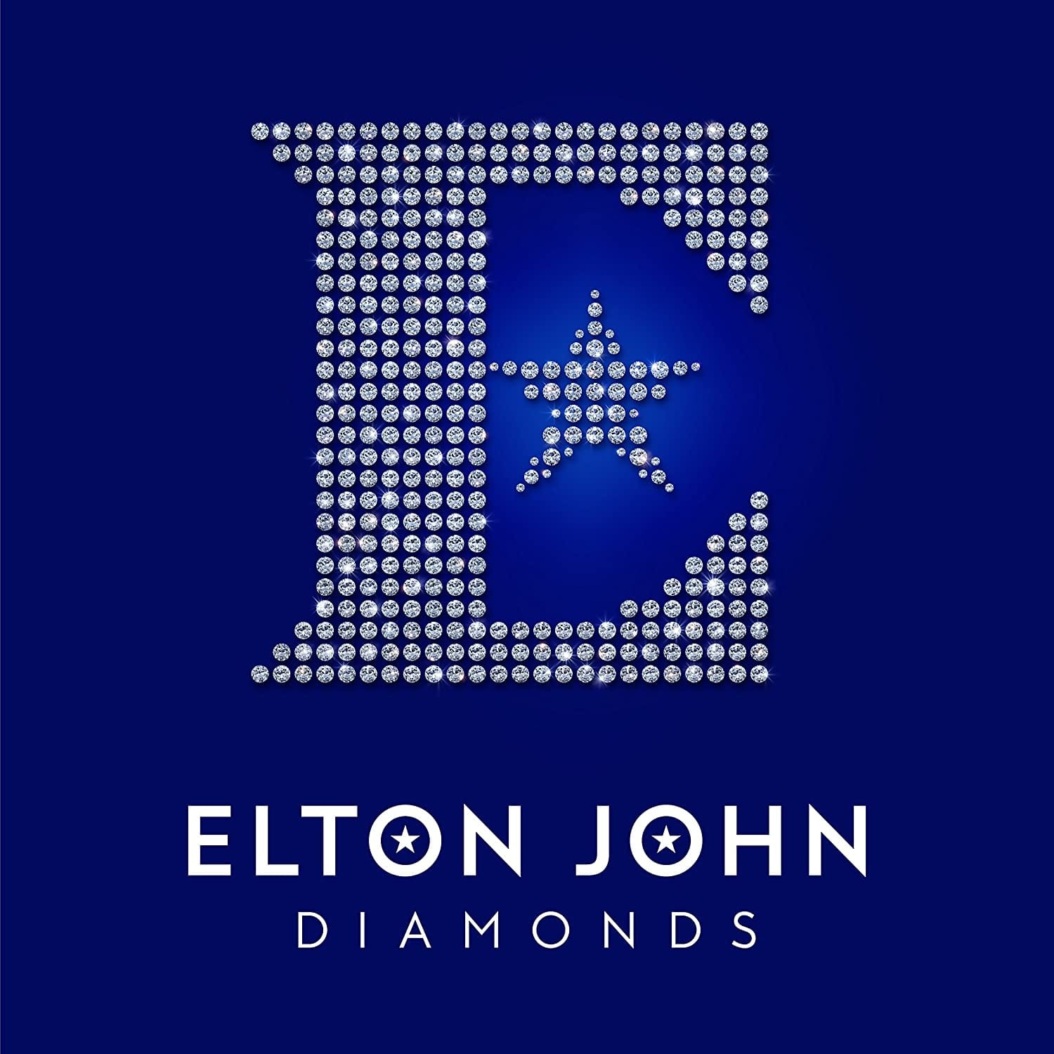 Elton John: Diamonds (Double Vinyl) $16.80 ~ Amazon