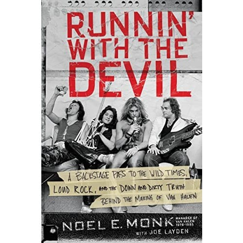 Runnin' with the Devil: The Truth Behind the Making of Van Halen [Kindle Edition] $2.99 ~ Amazon