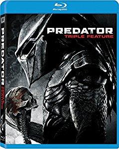 Predator 1-3 Triple Feature (Blu-Ray) $12.99 via Amazon