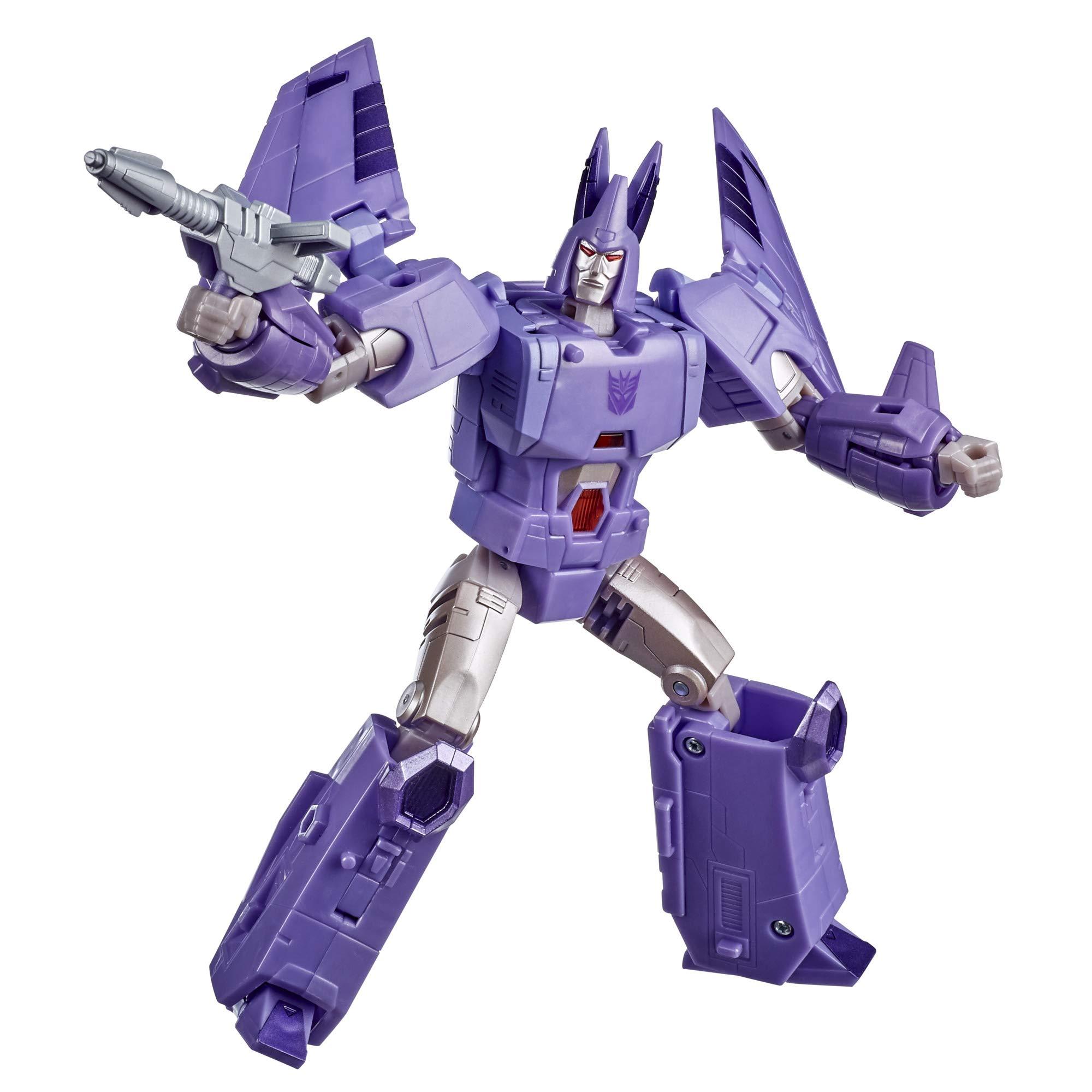 Transformers War for Cybertron: Kingdom - Cyclonus - $29.99