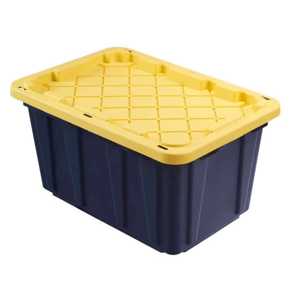 27 Gallon Storage Bin Costco 649 In Store Slickdealsnet