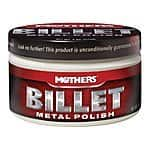 Mothers 05106 Billet Metal Polish - 4 ounce container - $9.79 AC & S&S ($8.55 AC & 5 S&S Orders)