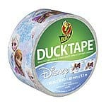 Duck Brand Disney-Licensed Frozen featuring Anna and Elsa Duct Tape - 1.88 Inches x 10 Yards - $4.46 AC - Amazon.com