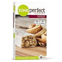 Amazon Deal: ZonePerfect Nutrition Bar - Cinnamon Roll or Chocolate Almond Raisin - 12 Count - $7.88 AC & S&S ($6.73 AC & 5 S&S Orders) - AMAZON PRIME MEMBERS