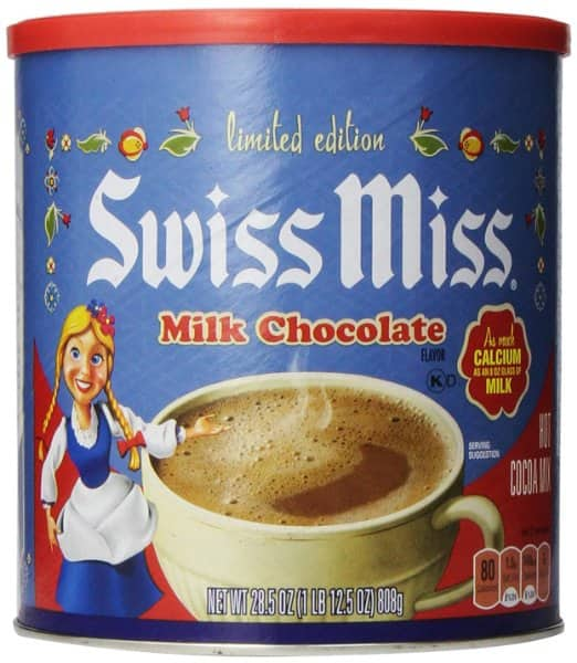 Swiss Miss Hot Cocoa Mix, Milk Chocolate - 28.5 Ounce - $4.14 AC & S&S ($3.62 AC & 5 S&S Orders) - Amazon