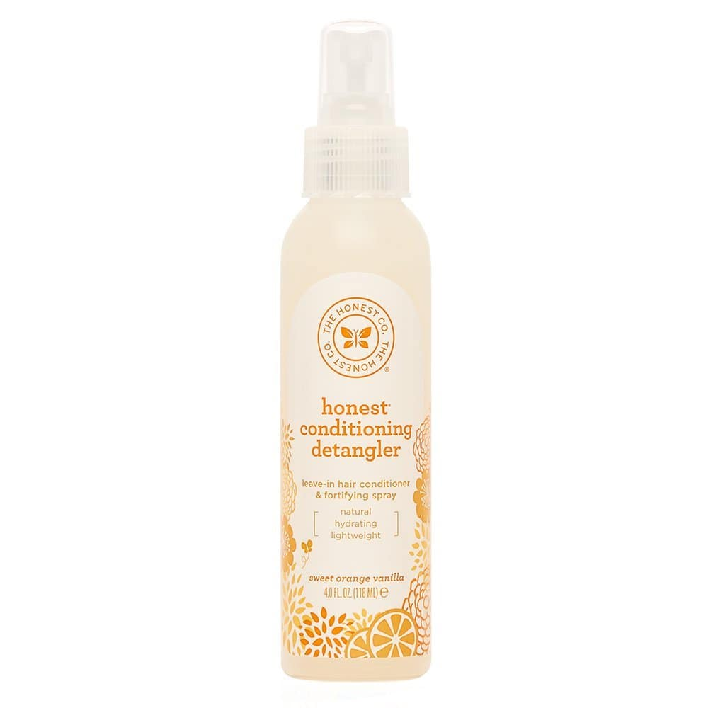 PRIME MEMBERS: The Honest Company Conditioning Detangler- Sweet Orange Vanilla - 4 Ounce - $2.79 AC, Prime Savings & S&S ($2.22 AC, PS & 5 S&S Orders) + Free Shipping - Amazon