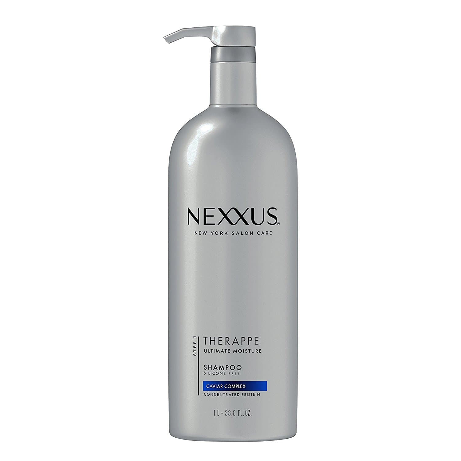 33.8 Ounce Bottle Nexxus Therappe Moisture Shampoo for Normal to Dry Hair - $8.39 AC & S&S ($7.19 AC & 5 S&S Orders) + Free Shipping - Amazon
