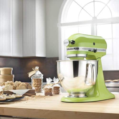 $159.99 [Manufacturer Refurb] KitchenAid Stand Mixer tilt 5-QT RRK150 Artisan Tilt [Many Colors, F/S]