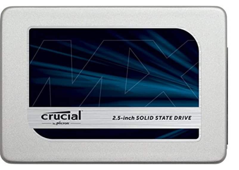 Amazon Prime Now:  Crucial MX300 525GB 3D NAND SATA 2.5 Inch Internal SSD for $118.71