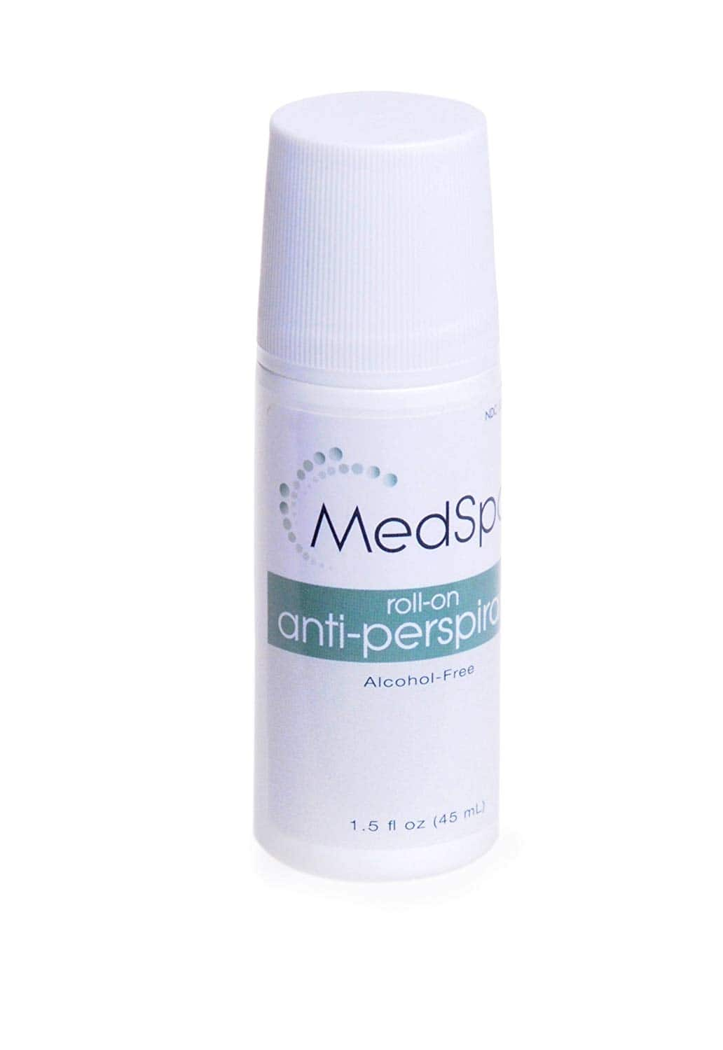 Medline MSC095010 Med Spa Roll On Antiperspirant/ Deodorant - Free Prime One Day Shipping- Amazon $0.50
