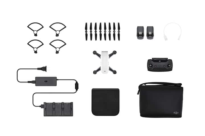 DJI Spark Fly More Combo @ $615 No Tax (Requires .edu email)