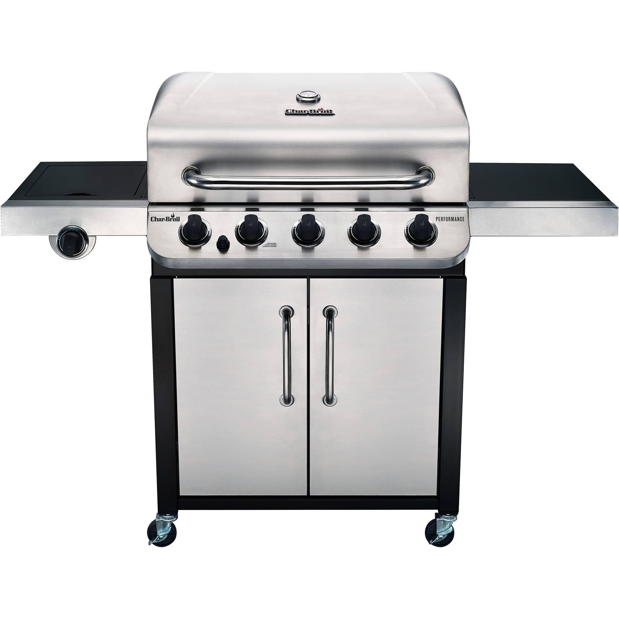 Char-Broil 5-Burner Gas Grill $101.74
