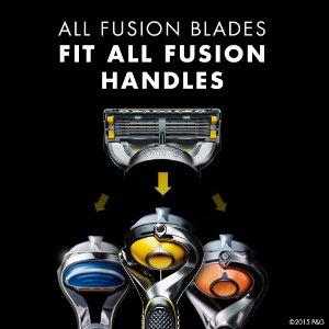 Gillette Fusion Proshield Razor with 2 refill blades in Amazon @ $7.97