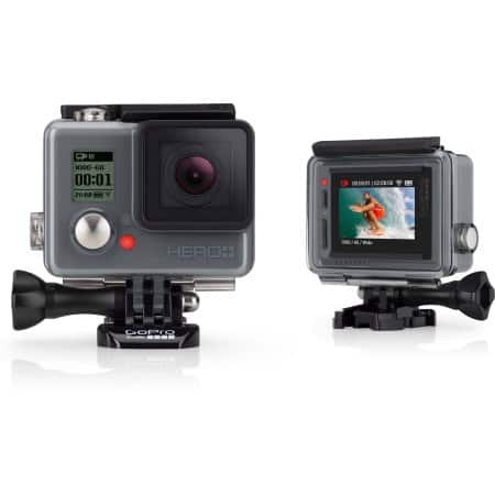 GoPro Camera HERO+ LCD HD Video Recording Camera @ Walmart stores on clearance YMMV