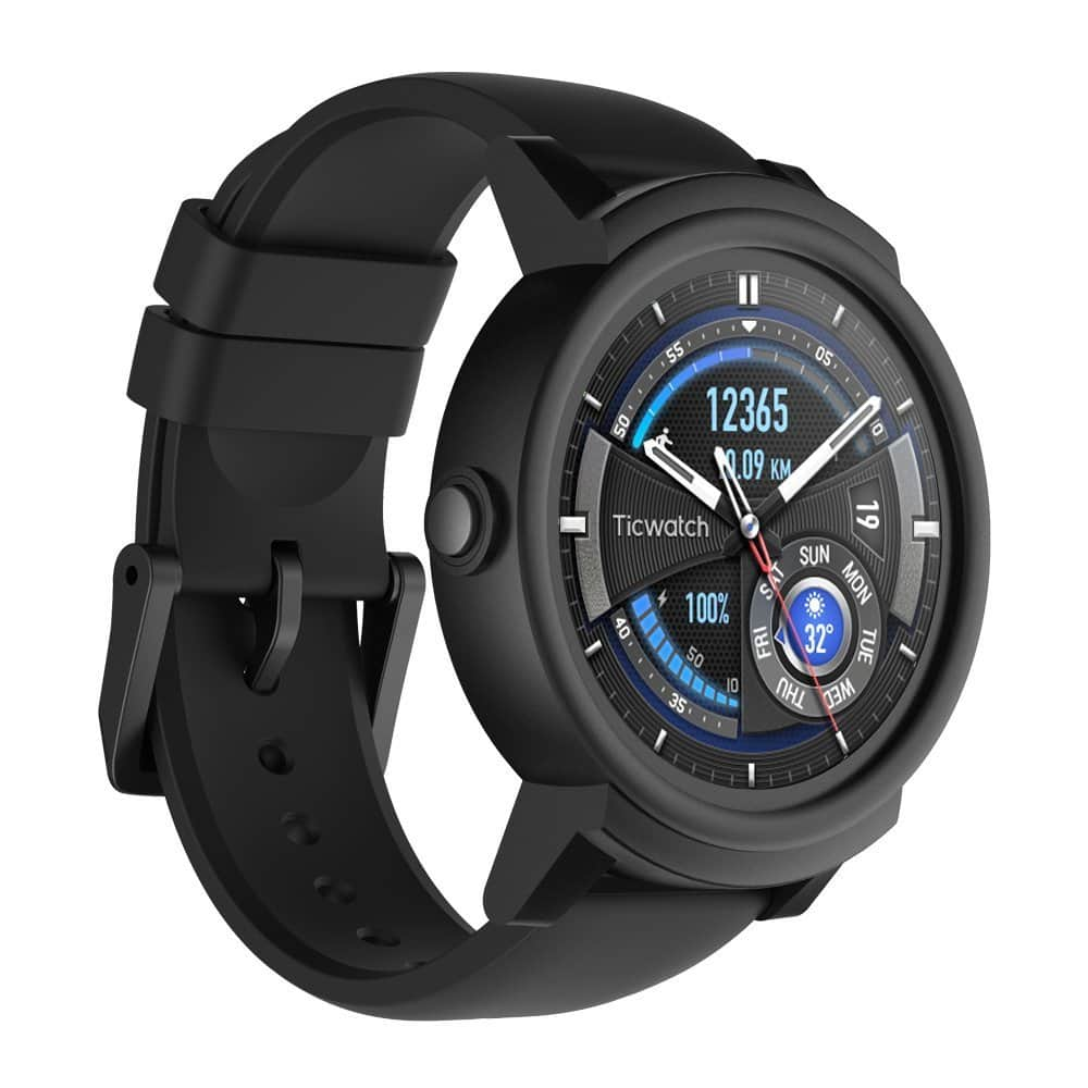 Mobvoi Ticwatch S or E Android Wear Smartwatch - Available on AMAZON - BF Sale $127.99