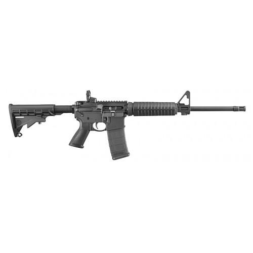 Gun RUGER AR-556 BLACK AR-15 $475 + $8 Ship