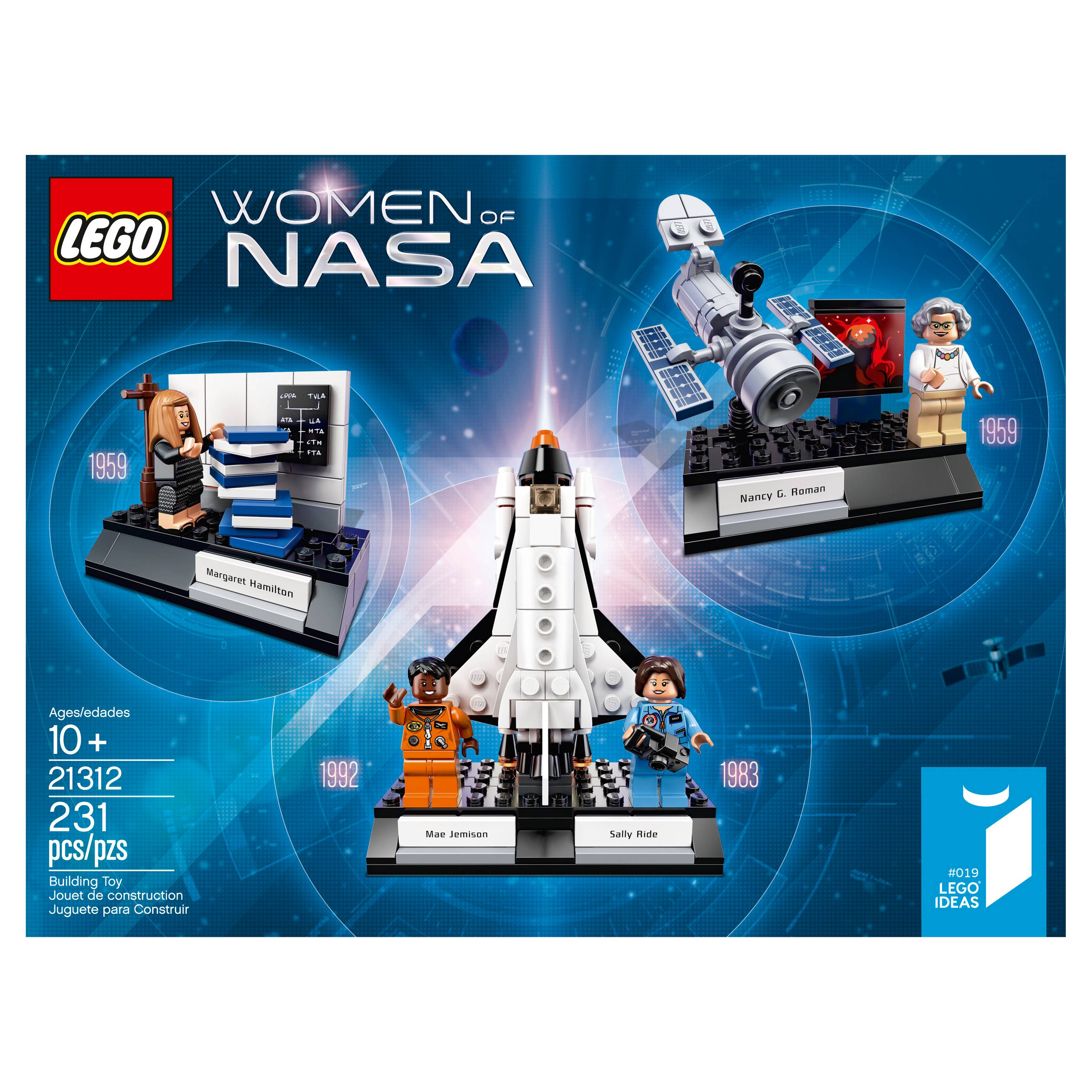 LEGO® Ideas Women of NASA 21312 $24.99 + FS Target & Walmart