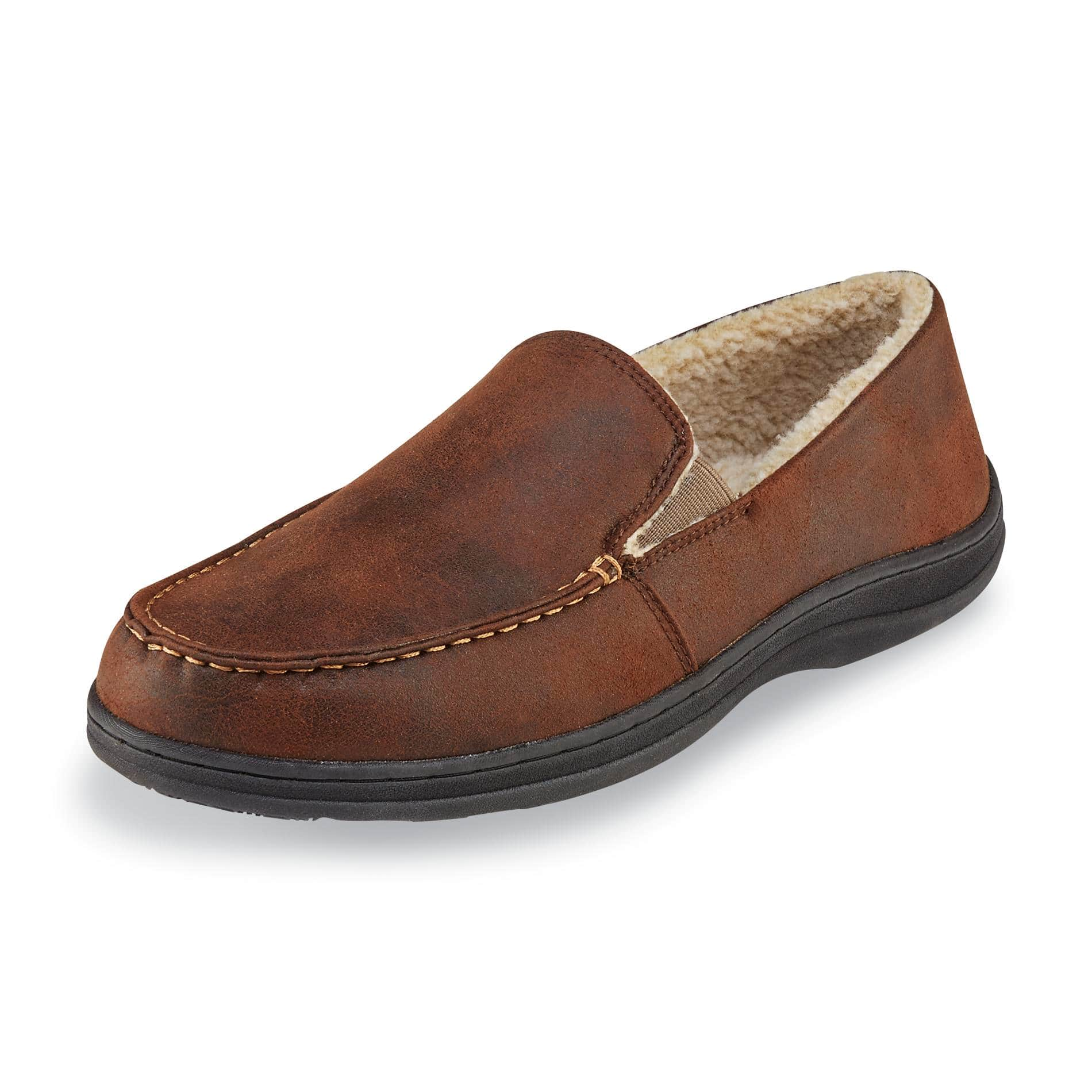 best cheap where to buy where can i buy Craftsman men's slippers $5.39 free pickup Kmart - Slickdeals.net