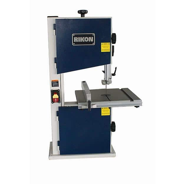 "Rikon 10"" 1/3 HP Band Saw w/ Fence + $100 in SYW Points"