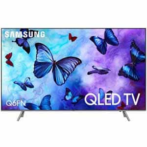 """75"""" Samsung 4K Ultra QLED model Q6FN @Frys $1599 with promo code"""