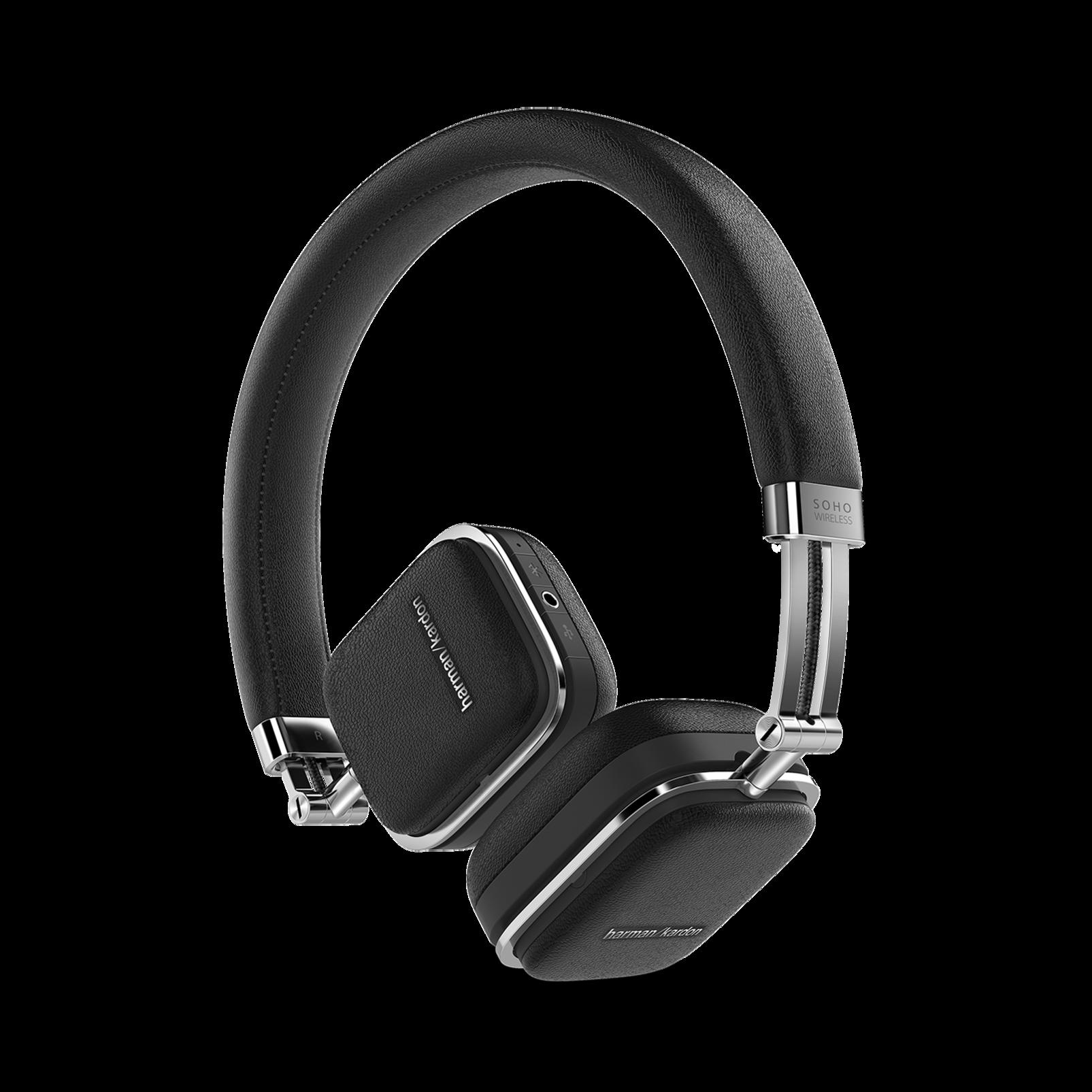Harman Kardon SOHO Wireless Premium On-Ear Bluetooth Headphones $99.95 + Free 2 Day shipping