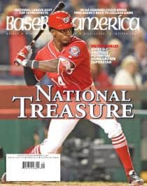 Baseball America magazine - 6 issues for $9.95
